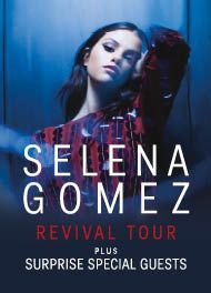 Selena Gomez - Revival Tour